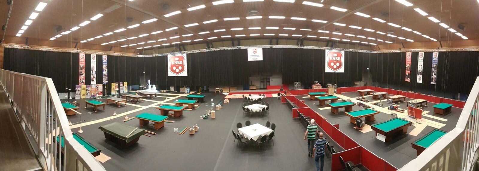 Nederlandse kampioenschappen Nieuwegein